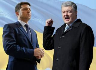 Стала известна дата дебатов между Порошенко и Зеленским на «Олимпийском»