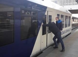 Бориспольский экспресс снова подставил своих клиентов