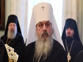 Митрополит УПЦ КП на официальном сайте опубликовал обращение с критикой Филарета