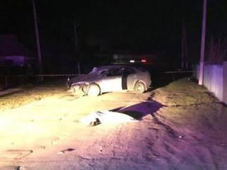 На Киевщине юный угонщик насмерть сбил двух девушек и подался в бега