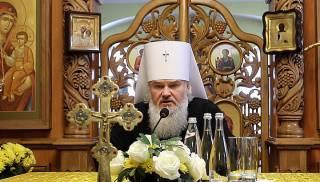 Митрополит ПЦУ Іоасаф (Шибаєв) просить молитися за патріарха Філарета