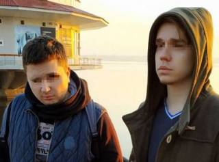 В Днепре двое молодых негодяев убили мужчину и сняли это на видео