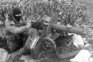 «Как диды…». Устаревшее стрелковое оружие в конфликте на Донбассе