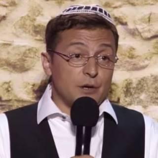 Зеленский: иудей, христианин, атеист? Видео на канале «Фраза»