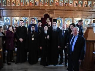 Вселенский патриархат охватывает все народы, которым передал веру, - Патриарх Варфоломей