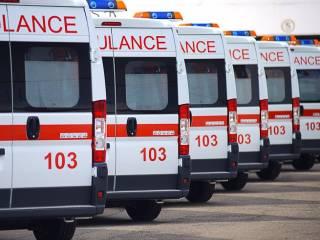 Под Киевом главврач одной из больниц решил «умыкнуть» машину «скорой помощи»