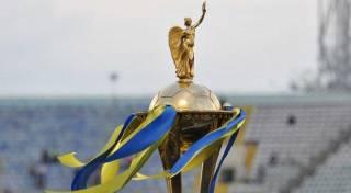 Стало известно, кто с кем сыграет в полуфинале Кубка Украины по футболу