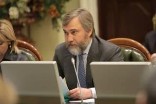 Вадим Новинский призвал парламент отказаться от рассмотрения языкового закона и принять избирательный кодекс