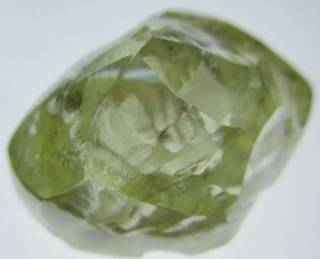 В Африке нашли уникальный желтый алмаз