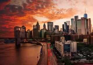 В Нью-Йорке зафиксирована мощная вспышка кори: объявлена принудительная вакцинация