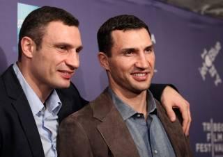 Виталий Кличко рассказал, за какой гонорар его брат готов вернуться в ринг