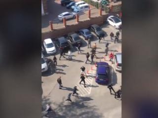 В Киеве произошла массовая драка из-за приезда звезд российской эстрады