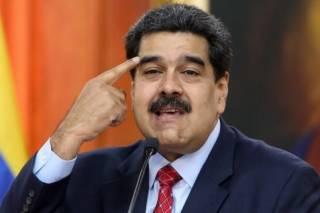 Мадуро сравнил власти США с Гитлером