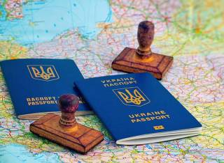 В Украине прекратят выдачу биометрических паспортов. Временно
