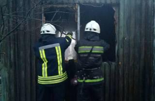 На стройке в Запорожье заживо сгорели люди