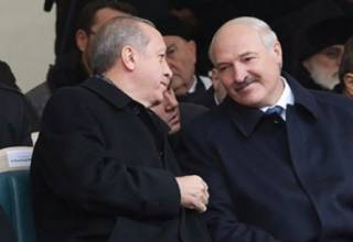 Лукашенко рассказал о «нежных» отношениях с Эрдоганом
