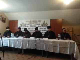 Пресс-конференция УПЦ: На Ровенщине 60 общин УПЦ принудительно ликвидированы, а 14 – захвачены