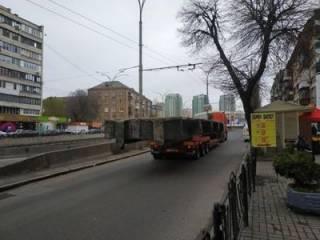 В сеть попали кадры демонтажа «уставшего» Шулявского моста
