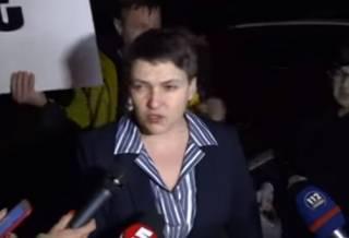 Суд освободил Савченко и Рубана из-под ареста