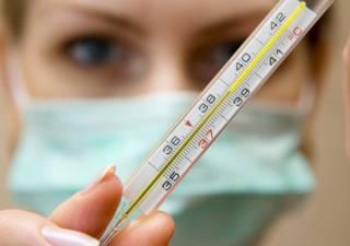 Всего за неделю гриппом в Киеве заболели почти десять тысяч человек