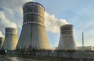 На Ровенской АЭС произошло ЧП. Стало известно, что случилось