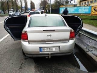 В Киеве полицейские с погоней задержали банду грабителей