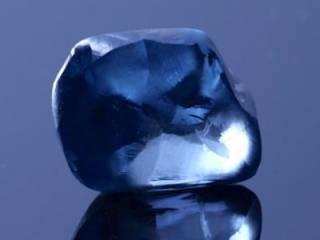 В Африке нашли уникальный синий алмаз