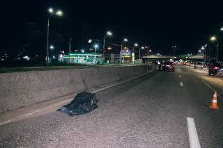 В столице погиб пешеход-нарушитель