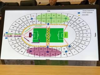 Стали известны детали дебатов на стадионе