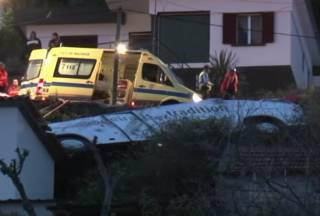 На португальском острове Мадейра перевернулся автобус с немецкими туристами – погибли десятки людей