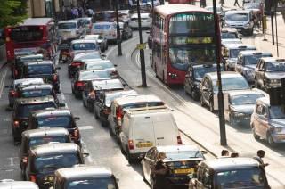 В Лондоне ввели суровые «экологические» ограничения для автомобилей