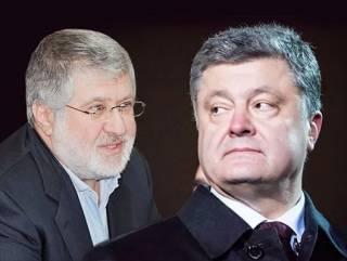 Порошенко предупредил украинцев об экономическом хаосе в случае возвращения Коломойского