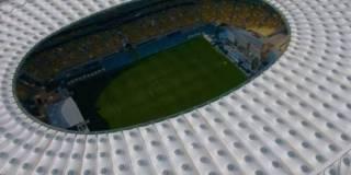 «Олимпийский» уже «оккупировали» правоохранители и телевизионщики