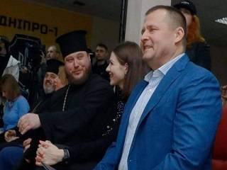 Мэр Днепра пригрозил владыке ПЦУ судом за «поцелуй Иуды»