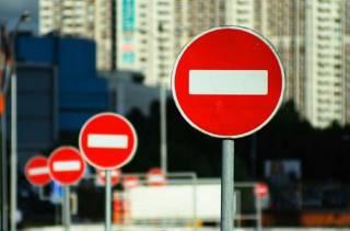 Перекрыты дороги и станции метро: Киев замер в ожидании дебатов