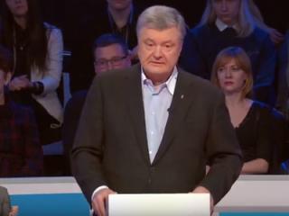 Порошенко принял участие в официальных дебатах на «Громадськом»
