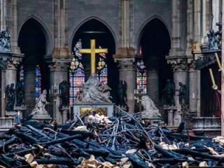 Трагедия собора Нотр-Дам де Пари: озвучена еще одна вероятная причина пожара
