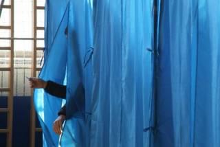 Выборы-2019: названа явка во втором туре