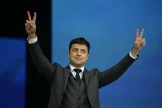 Появились первые официальные результаты второго тура выборов президента Украины