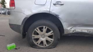 Жена радикала Мосийчука сбила скутериста