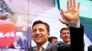Зеленскому до лампочки поздравления Януковича