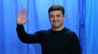 Выборы-2019: Зеленский с огромным отрывом «взял» Кировоградскую область
