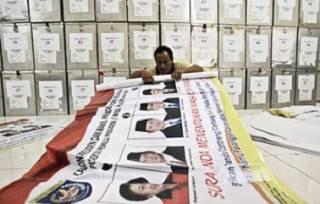 Во время выборов в Индонезии от усталости погибли более ста человек