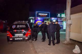 В Днепре охрана избила любителей азартных игр