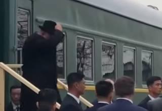 У Ким Чен Ына возникли проблемы с караваем в России