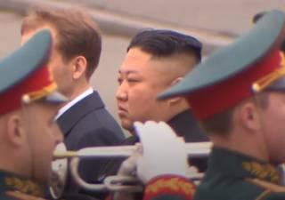 Россияне решили накормить Ким Чен Ына борщом