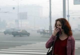 В Киеве зафиксирован опасный для здоровья воздух. На улице лучше не гулять