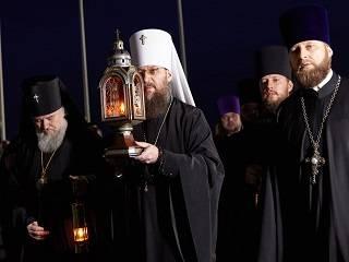 В УПЦ открыли аккредитацию на встречу Благодатного Огня в аэропорту и богослужение