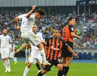 УПЛ: «Динамо» не смогло вернуться в чемпионскую гонку в матче с «Шахтером»