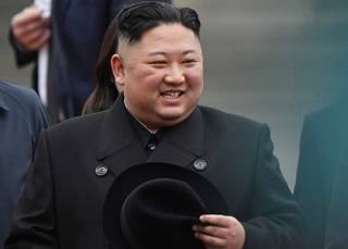 Для Ким Чен Ына в России исполнили украинские песни